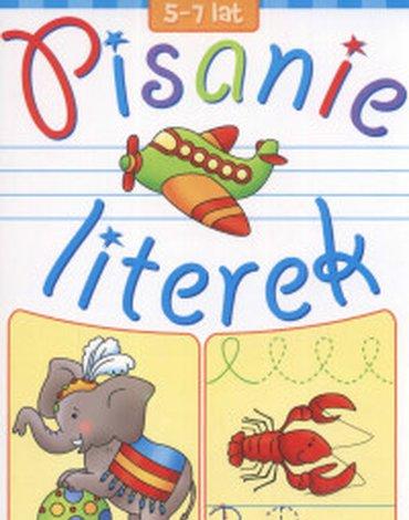 Literka - Pisanie literek. 5-7 lat