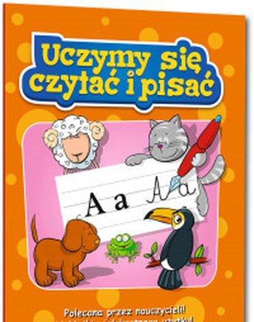 Greg - Uczymy się czytać i pisać