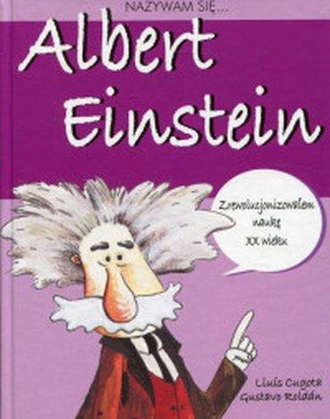 Media Rodzina - Nazywam się... Albert Einstein