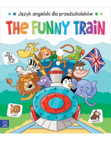 Aksjomat - The Funny Train. Język angielski dla przedszkolaków 5-6 lat