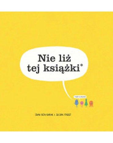 Kinderkulka - Nie liż tej książki