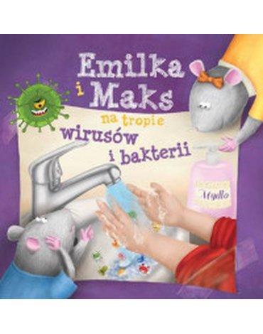 Sfinks - Emilka i Maks na tropie wirusów i bakterii