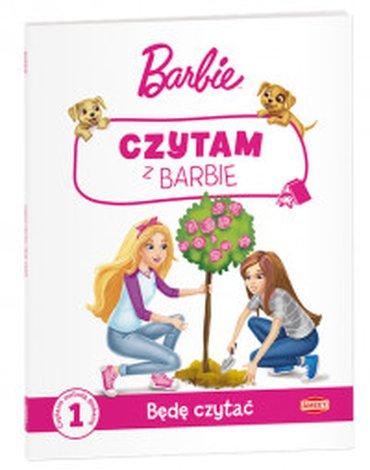 Ameet - Barbie. Czytam z Barbie