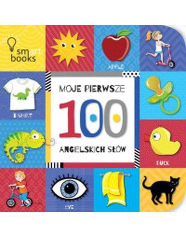 Smart Books - Moje pierwsze 100 angielskich słów