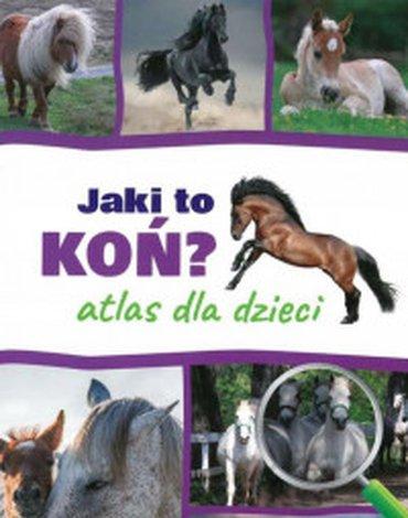 SBM - Atlas dla dzieci. Jaki to koń?