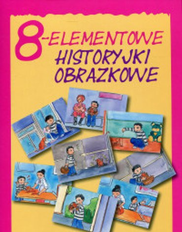 Harmonia - 8-elementowe historyjki obrazkowe