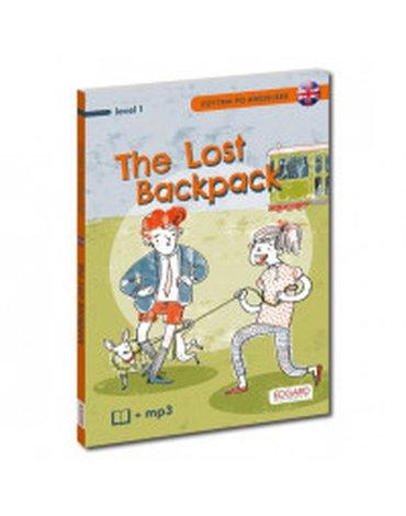 Edgard - Czytam po angielsku. The Lost Backpack / Zagubiony plecak. Poziom 1