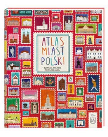 Nasza Księgarnia - Atlas miast Polski