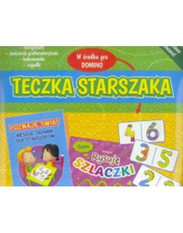 Wydawnictwo Pryzmat - Teczka starszaka