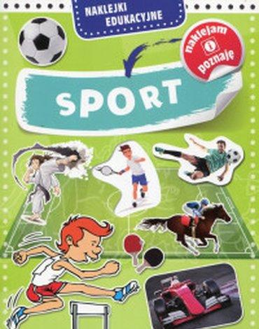 Jedność - Naklejki edukacyjne. Sport