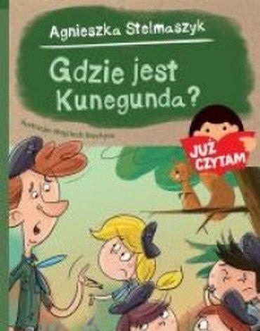 Zielona Sowa - Gdzie jest Kunegunda? Już czytam!