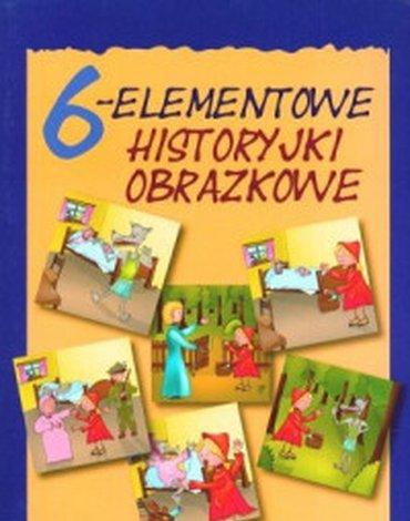 Harmonia - 6-elementowe historyjki obrazkowe