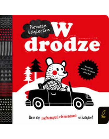 Wilga / GW Foksal - Pierwsza książeczka. W drodze