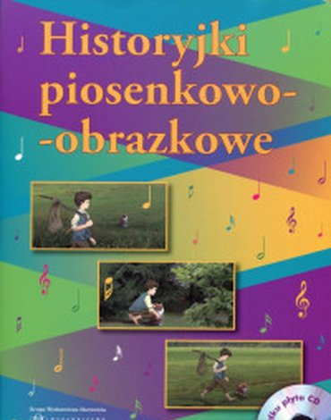 Harmonia - Historyjki piosenkowo-obrazkowe + CD