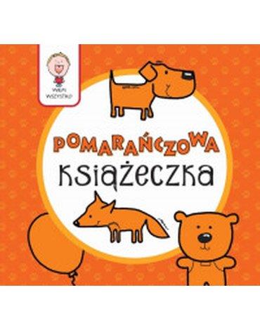 Olesiejuk Sp. z o.o. - Pomarańczowa książeczka