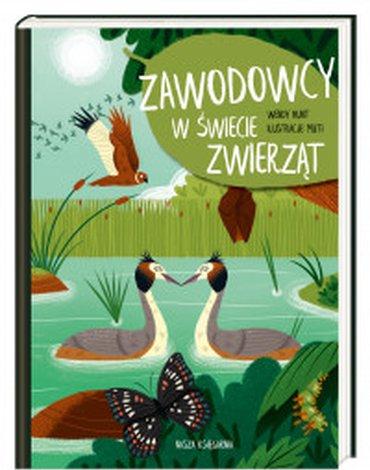Nasza Księgarnia - Zawodowcy w świecie zwierząt