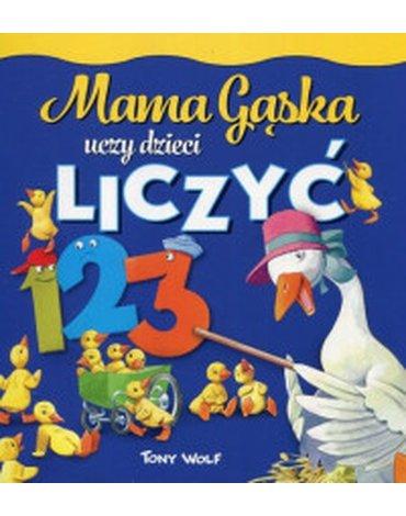 Olesiejuk Sp. z o.o. - Mama Gąska uczy dzieci liczyć
