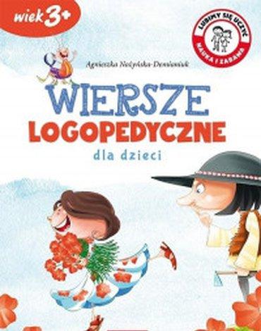 Martel - Wiersze logopedyczne dla dzieci od 3 lat