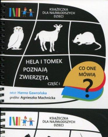 Harmonia - Hela i Tomek poznają zwierzęta. Część 1 i 2