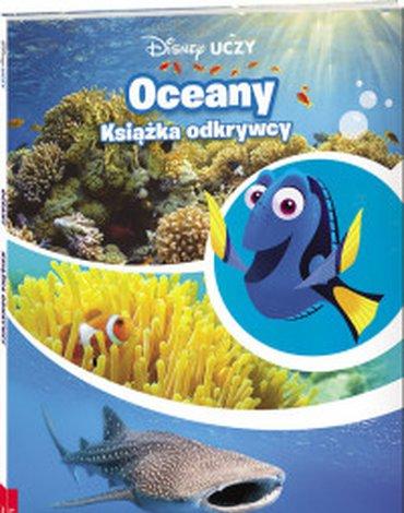 Ameet - Gdzie jest Dory. Oceany. Książka odkrywcy