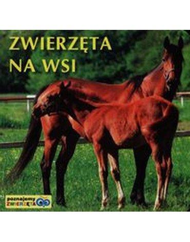 Liwona - Poznajemy zwierzęta. Zwierzęta na wsi