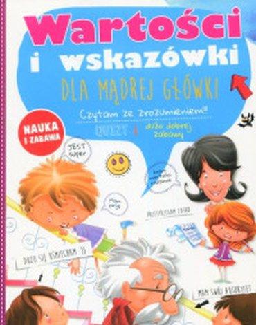 Books And Fun - Wartości i wskazówki dla mądrej główki