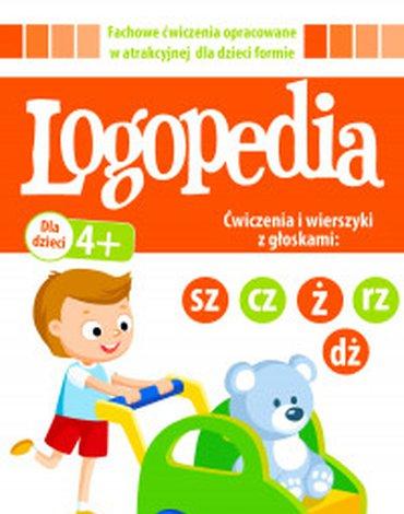 Dragon - Logopedia. Ćwiczenia i wierszyki z głoskami: sz, cz, ż, rz, dż