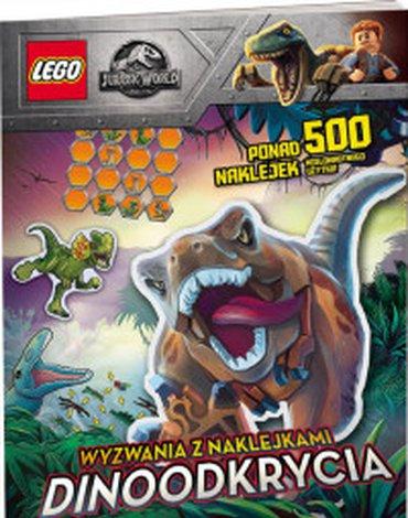 Ameet - Lego Jurassic World. Dinoodkrycia