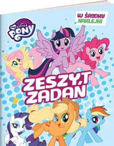 Egmont - My Little Pony. Zeszyt zadań