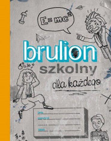 Wilga / GW Foksal - Brulion szkolny dla każdego