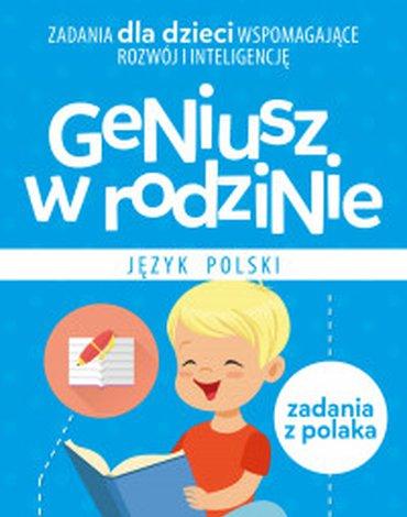 Dragon - Geniusz w rodzinie. Język polski