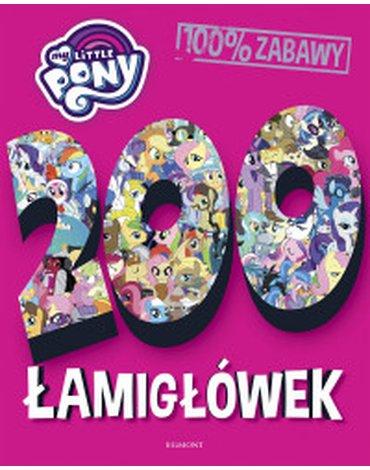 Egmont - My Little Pony. 200 łamigłówek