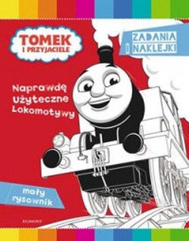 Egmont - Tomek i Przyjaciele. Mały rysownik z naklejkami