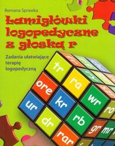 Harmonia - Łamigłówki logopedyczne z głoską R