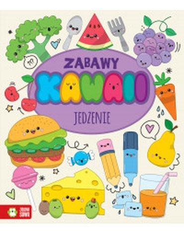 Zielona Sowa - Zabawy Kawaii. Jedzenie