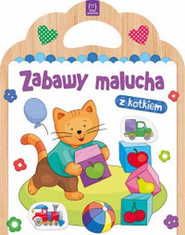 Aksjomat - Zabawy malucha z kotkiem