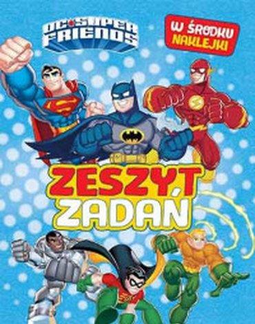 Egmont - Super Przyjaciele DC. Zeszyt zadań