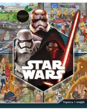 Olesiejuk Sp. z o.o. - Star Wars: Przebudzenie Mocy. Popatrz i znajdź