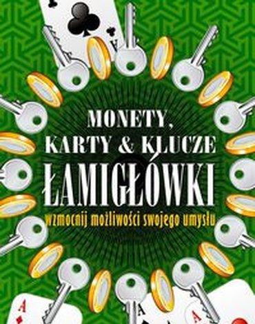 Nowik - Monety, karty i klucze. Łamigłówki