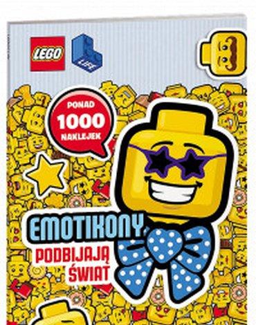Ameet - Lego Iconic. Emotikony podbijają świat