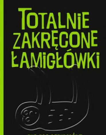 Olesiejuk Sp. z o.o. - Totalnie zakręcone łamigłówki nie dla leniwców!