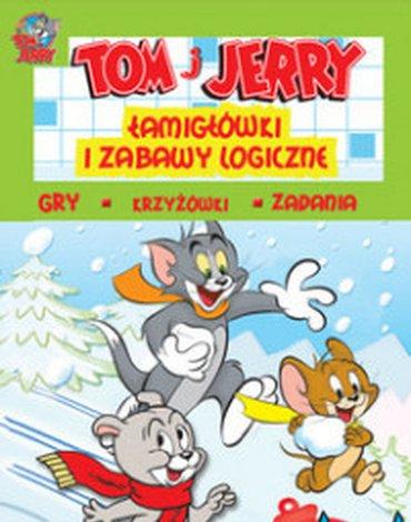 Arystoteles - Tom i Jerry. Łamigłówki i zabawy logiczne. Zielone