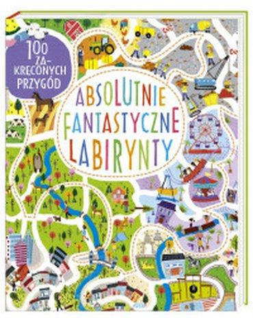 Nasza Księgarnia - Absolutnie fantastyczne labirynty