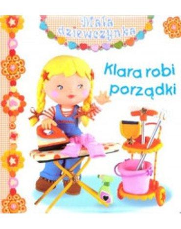 Olesiejuk Sp. z o.o. - Klara robi porządki. Mała dziewczynka