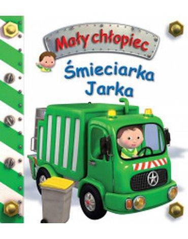 Olesiejuk Sp. z o.o. - Mały chłopiec. Śmieciarka Jarka