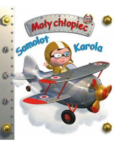 Olesiejuk Sp. z o.o. - Mały chłopiec. Samolot Karola