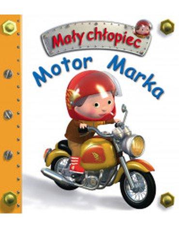 Olesiejuk Sp. z o.o. - Mały chłopiec. Motor Marka