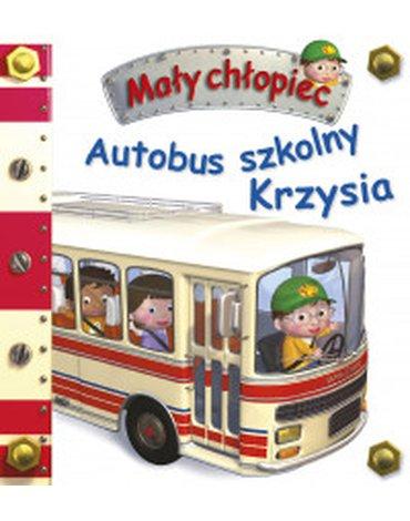 Olesiejuk Sp. z o.o. - Mały chłopiec. Autobus szkolny Krzysia