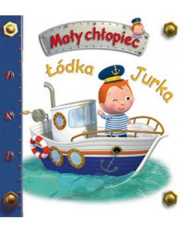 Olesiejuk Sp. z o.o. - Mały chłopiec. Łódka Jurka
