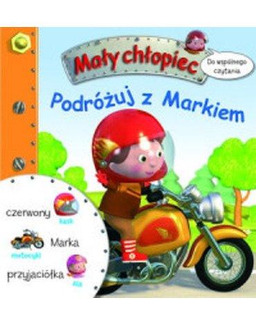 Olesiejuk Sp. z o.o. - Mały chłopiec. Podróżuj z Markiem
